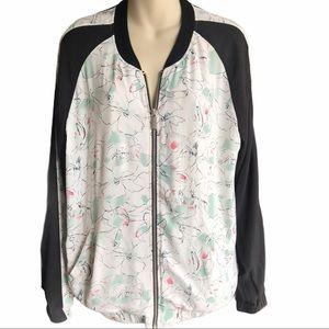 Sanctuary Floral Jacket - LG